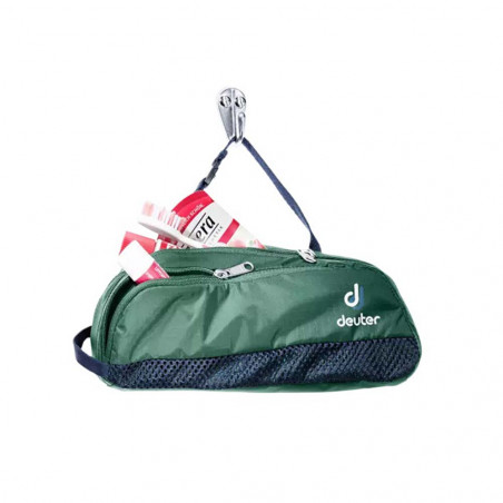 Neceser de viaje Deuter WASH BAG TOUR III - seagreen navy