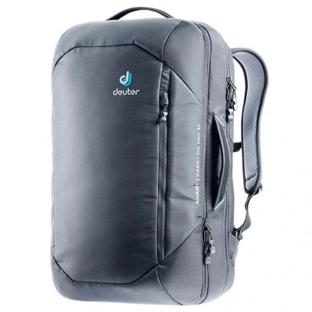 Deuter Aviant Carry On Pro 36 black - Mochila de viaje