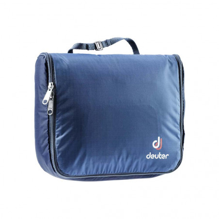 Neceser de viaje Deuter WASH CENTER LITE I - steel-navy