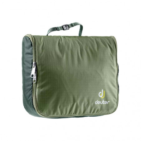 Neceser de viaje Deuter WASH CENTER LITE I - khaki-ivy