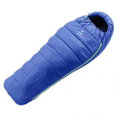 Saco de dormir Deuter STARLIGHT indigo navy - para niños