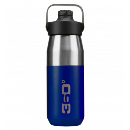 360 Degrees Tapón Magnético 750 ml azul - Botella termo