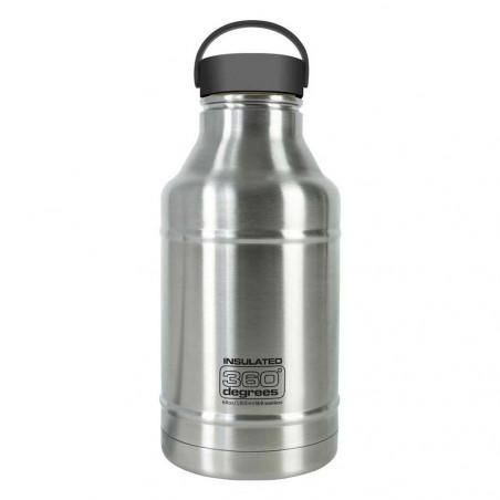 360 Degrees Growler 1,8 Litros acero - Botella termo