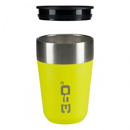 360 Degrees Taza Travel Mug Regular lima - Vaso termo