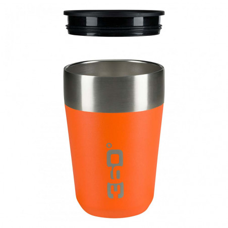 360 Degrees Taza Travel Mug Regular calabaza - Vaso termo