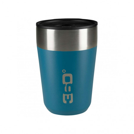 360 Degrees Taza Travel Mug Regular azul - Vaso termo