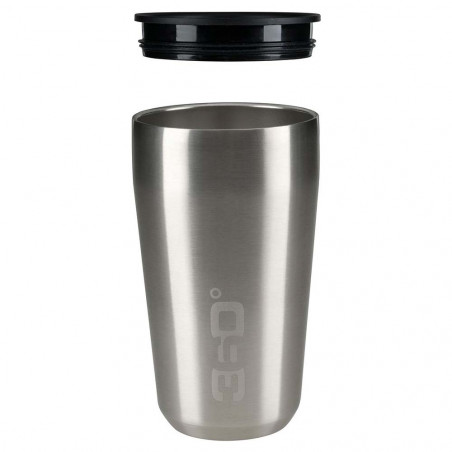 360 Degrees Taza Travel Mug Large azul turquesa - Vaso termo