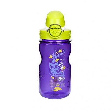 Nalgene OTF Kids Buho 350 ml – Botella cantimplora para niños