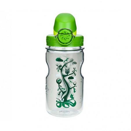 Nalgene OTF Kids Naturaleza 350 ml – Botella cantimplora para niños