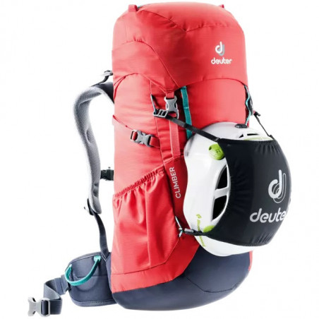 Deuter Climber 22 chili navy - Mochila senderismo para niños