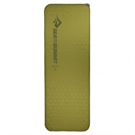 Sea to Summit Camp Mat S.I. Rectangular Regular olive - Esterilla autohinchable