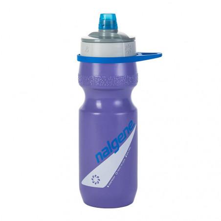 Nalgene Draft violeta 650 ml – Bidón ciclismo bicicleta