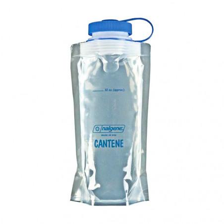 Nalgene Boca Ancha Cantene 1 Litro – Bidón flexible plegable