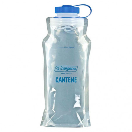 Nalgene Boca Ancha Cantene 1,5 Litros – Bidón flexible plegable