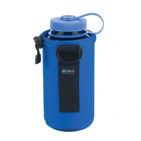 Nalgene Neopreno azul - Funda para botella
