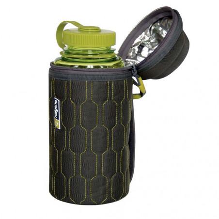 Nalgene Aislamiento Térmico con asa y tapa - Funda para botella
