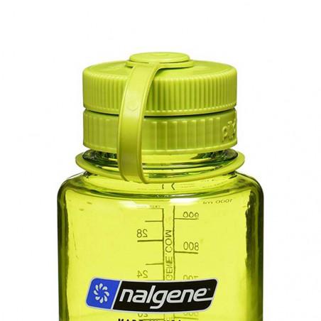 Nalgene Pillid verde - Tapón pastillero para botella