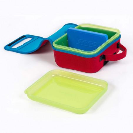 Nalgene Lunch Buddy verde – Fiambrera para niños