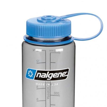Nalgene Tapón Boca Ancha 53 mm azul – Recambio para botella
