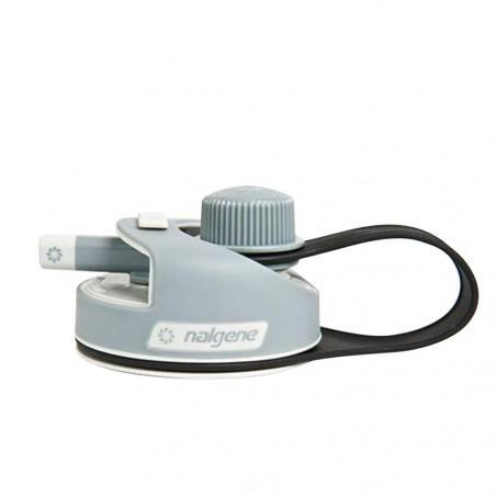 Nalgene Tapón Multidrink 63 mm gris – Recambio para botella
