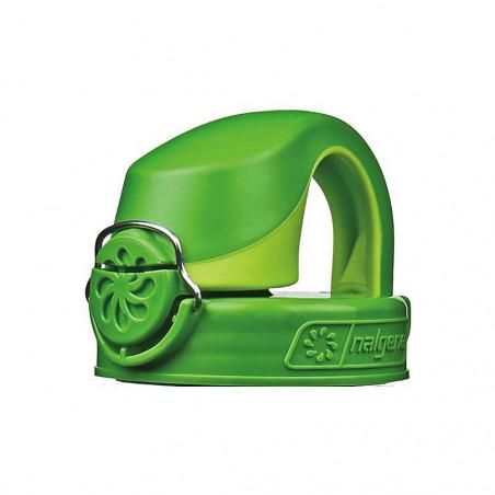Nalgene Tapón OTF 63 mm verde / verde – Recambio para botella