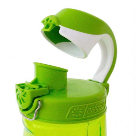 Nalgene Tapón OTF 63 mm verde / blanco – Recambio para botella
