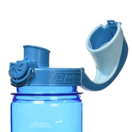 Nalgene Tapón OTF 63 mm azul / blanco – Recambio para botella