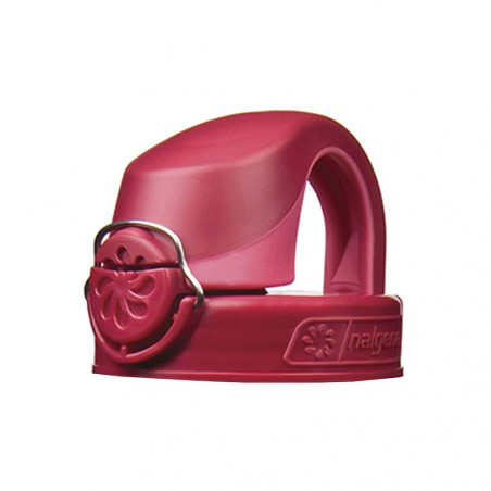Nalgene Tapón OTF 63 mm rojo / rojo – Recambio para botella