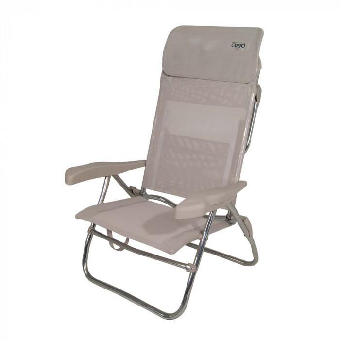 almohada crespo silla playa