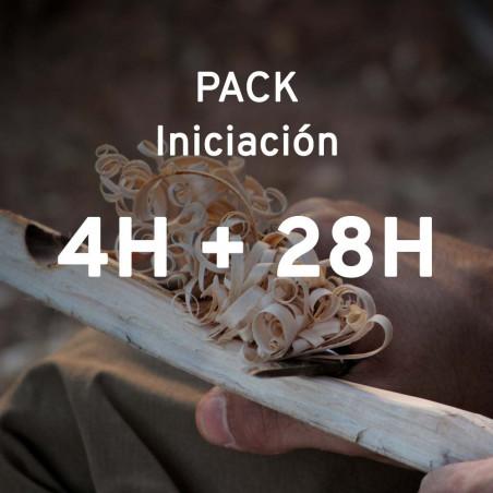 Pack PLAYD INICIACIÓN - Curso supervivencia 4H + simulación 28H