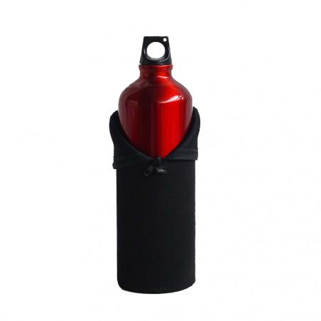 Hosa Neopreno negro 1L - Funda para botella