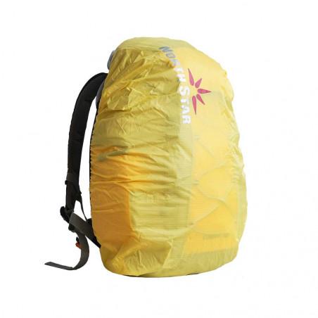 North Star CUBREMOCHILAS 65L para mochila de trekking - negro
