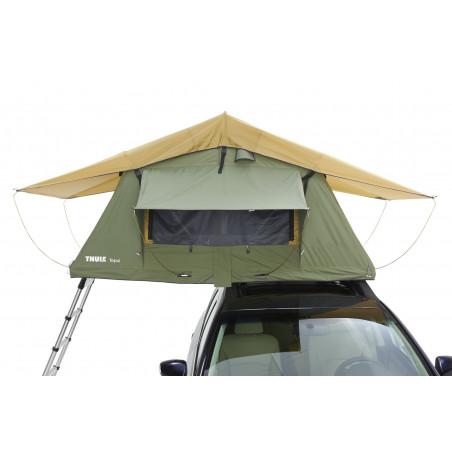 Thule Tepui Explorer Kukenam 3 verde - Tienda de techo para coche