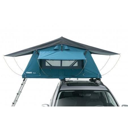 Thule Tepui Explorer Ayer 2 gris - Tienda de techo para coche