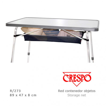 Crespo R-273 - Red contenedor para mesa