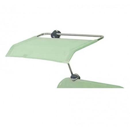 Crespo P/199-M verde - Parasol para tumbonas