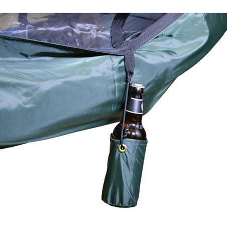 DD Hammocks Beer Holder - Bolsillo colgante para cerveza