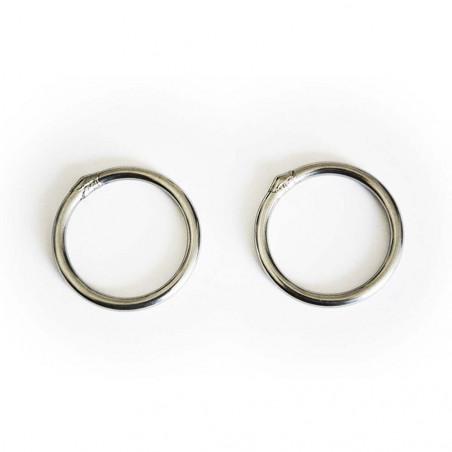 DD Hammocks Steel Hammock Rings - Anillas acero para hamacas
