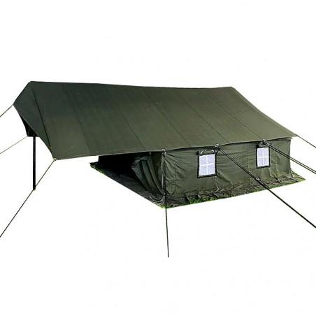 Hosa ARLIT 4x4+2 verde oliva - Tienda de campaña patrulla con porche