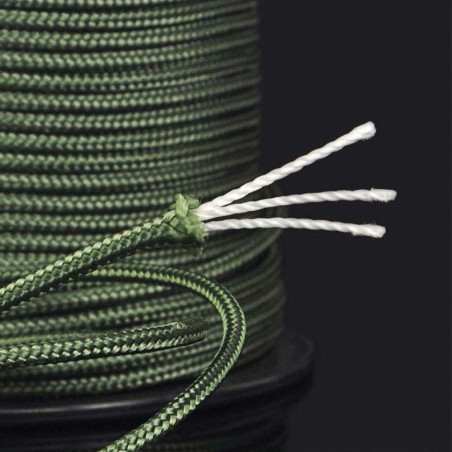 Cordón Paracord North Star 7 M - verde oliva