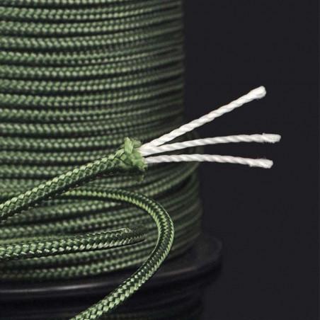 Cordón Paracord North Star 7 M - verde oliva