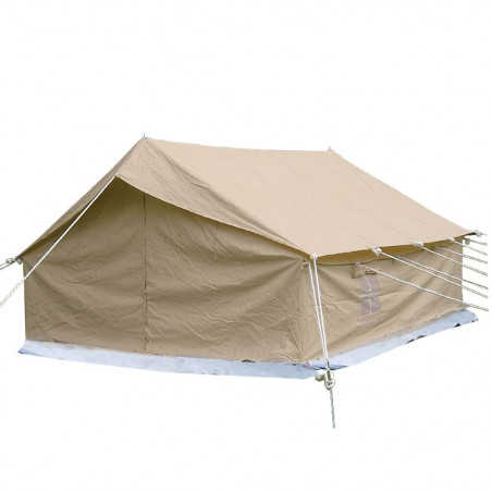 Tienda de campaña grande PATRULLA 4X4 con doble techo - crema 1
