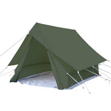Hosa TUGURT 2x4 verde oliva - Tienda de campaña patrulla