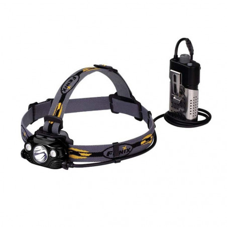 Fenix HP30R Profesional Alto Rendimiento negra - Linterna frontal