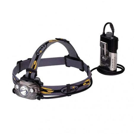 Fenix HP30R Profesional Alto Rendimiento iron gris - Linterna frontal