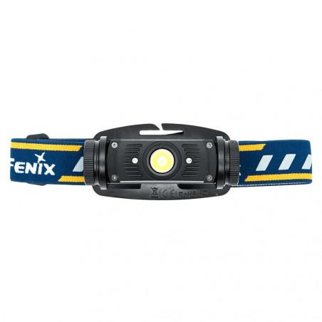 Fenix HL60R Doble Luz Fiable Aluminio negra - Linterna frontal