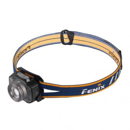 Fenix HL40R Alto Rendimiento Recargable con Zoom negra - Linterna frontal