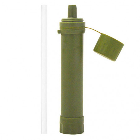 North Star Survival Water Filter camo - Filtro purificador de agua