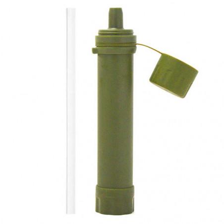 North Star Survival Water Filter camo - Filtro purificador de agua
