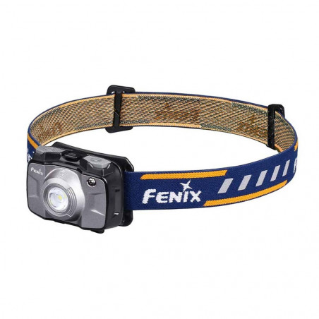 Fenix HL30 Doble Luz Outdoor gris - Linterna frontal